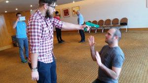 Self Defense Training for Jewish Communities