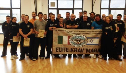 Seminar in Aosta Italy