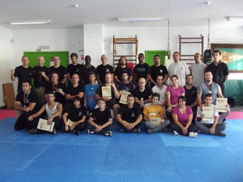 Seminars in Portugal